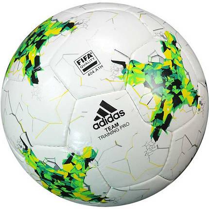 Футбольный мяч Adidas Team Training Pro CE4219 (Оригинал), фото 2