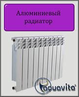 Алюминиевый радиатор Aquavita 500х96 C6 16 бар (Польша)