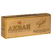 Чай AKBAR GOLD, 25 пак.