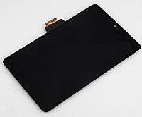 Дисплей для Asus ME370 Google Nexus 7 (2012) с тачскрином черный Оригинал (тестирован)
