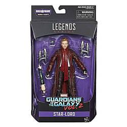 """Фігурка Зіркового Лорда """"Вартові Галактики"""", 15 см - Star-Lord, Galaxy Legends, Marvel's Mantis, Hasbro"""