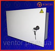 Бокс металлический на 12 однополюсных автоматов, БМР-А-12-В