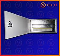 Бокс металлический на 15 однополюсных автоматов, БМР-А-15-В
