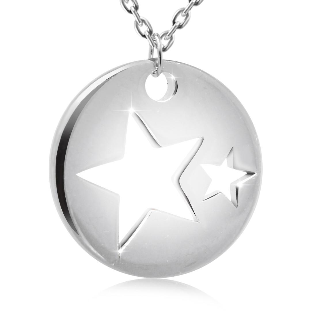 """Серебряный кулон Kigmay Jewelry """"American Pride"""""""