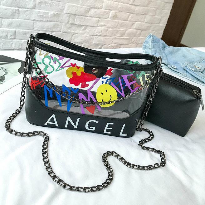 Силиконовая сумочка Angel