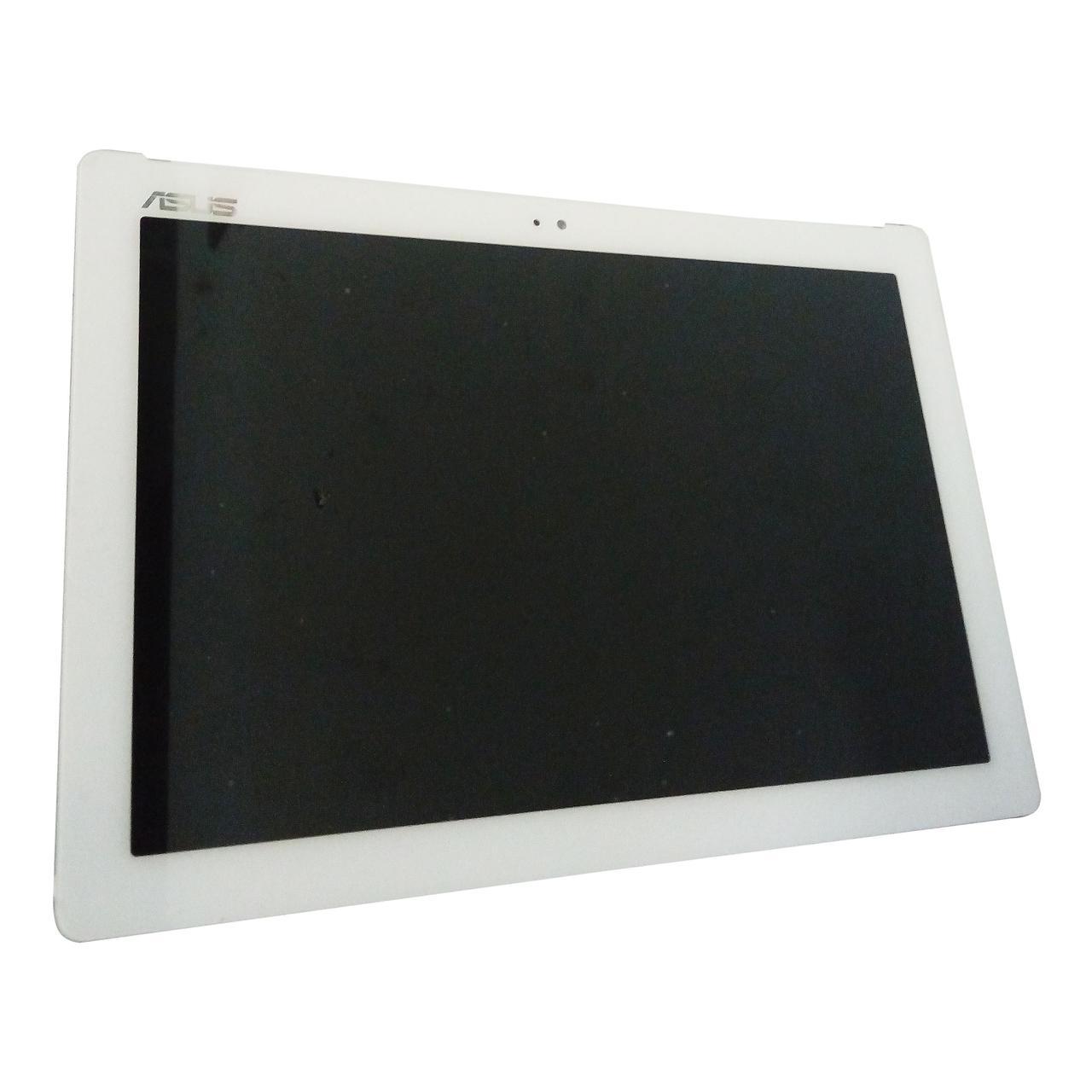 "Дисплей для Asus ZenPad Z300C 10""/Z300CG/Z300CL с тачскрином белый Оригинал (тестирован)"