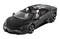 Машинка р/в 1:14 Meizhi ліценз. Lamborghini Reventon Roadster (чорний), фото 1