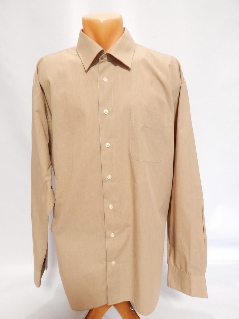 Мужская рубашка с длинным рукавом CANDA 065ДР р.54