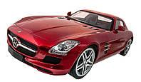 Машинка р/у 1:14 Meizhi лиценз. Mercedes-Benz SLS AMG (красный), фото 1