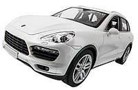 Машинка р/у 1:14 Meizhi лиценз. Porsche Cayenne (белый), фото 1