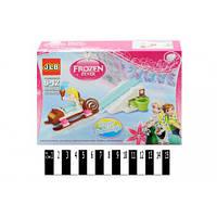 """Конструктор """"Frozen""""   2001-1-6 6 видів р.12,5х18,5х4,2 см.(2001-1-6)"""