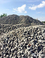 Бой бетона (бетонный бой), дробленый бетон с доставкой нашими самосвалами 25-30 т.