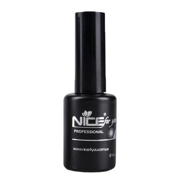 Топ для ногтей каучуковый Nice for you (с липким слоем) 12 мл