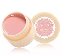 Гель-краска CANNI 513 (нежно-розовый), 5 мл