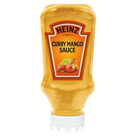 🍗 Соус Heinz Curry Sauce Карри 220 мл