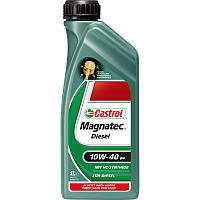 Масло CASTROL 10W-40  Масло Magnatec Diesel B4 1L