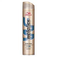 Wella Wellaflex Haarspray extra stark - Лак для волос экстра-сильной фиксации