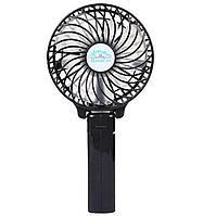 Мини вентилятор ручной  mini fan работает от аккумулятора 18650, фото 1