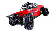 Багги 1:10 Himoto Dirt Whip E10DB Brushed (красный) , фото 1