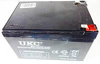 Аккумулятор гелевый 12V 12 AH, фото 1