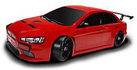 Шосейна 1:10 Team Magic E4JR Mitsubishi Evolution X (червоний), фото 1