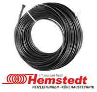 Двужильный нагревательный теплый пол в стяжку Hemstedt BR-IM 1500W. Площадь укладки 8,7-11,0м2