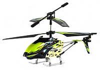 Вертолёт 3-канальный микро и/к WL Toys S929 с автопилотом (зеленый) (2711912271997), фото 1