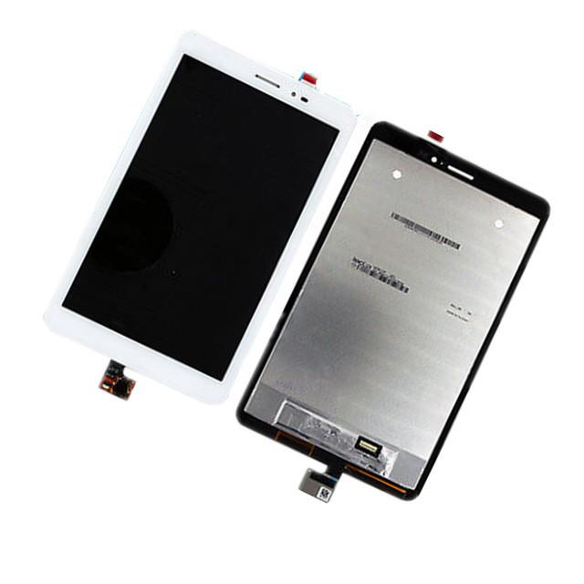 """Дисплей для Huawei T1 (S8-701u) 8.0"""" MediaPad с тачскрином белый Оригинал (тестирован)"""
