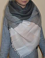 Платок шарф плед Тида