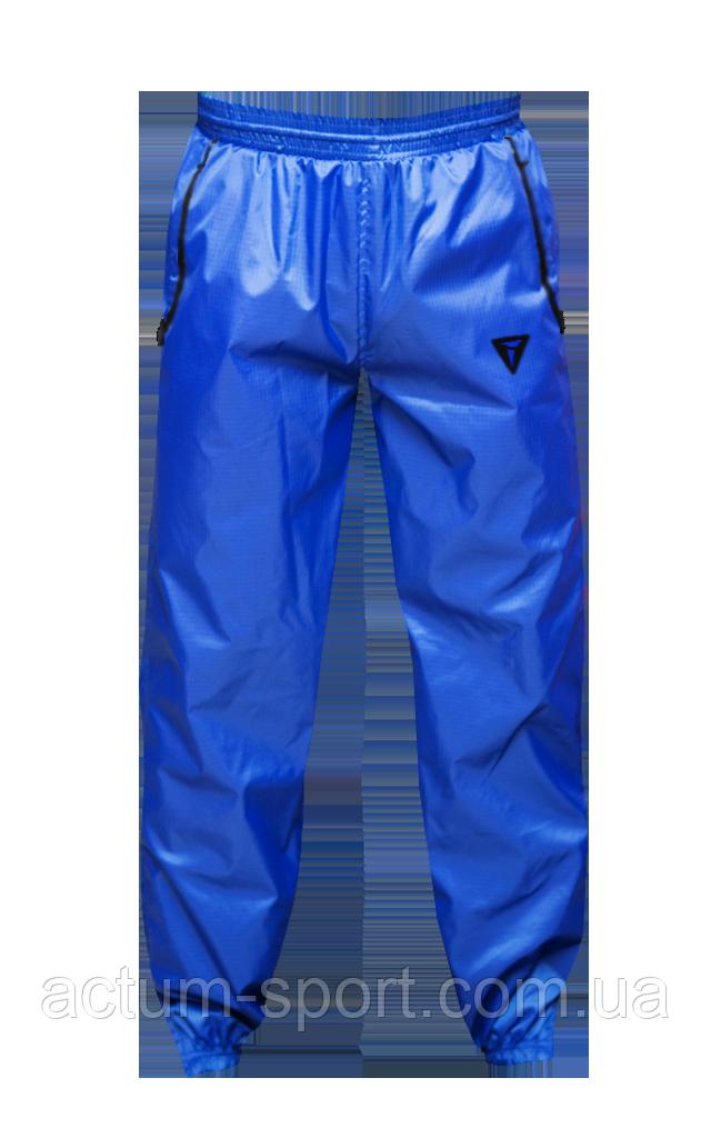 Ветрозащитные штаны Dinamo Titar  M, Сине/черный