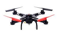 Квадрокоптер р/у WL Toys Q222K Spaceship з барометром камерою і Wi-Fi (чорний)
