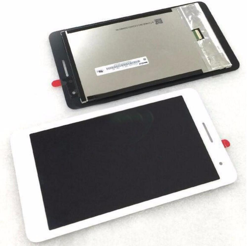 "Дисплей для Huawei T1 (T1-701u) 7.0"" 3G MediaPad с тачскрином белый Оригинал (тестирован)"