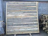 Щити дерев'яні 2х2 метра Сосна
