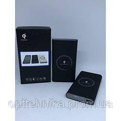 "Внешний аккумулятор Power Bank С беспроводной зарядкой ""Wireless charging for qi"" 20000mA"