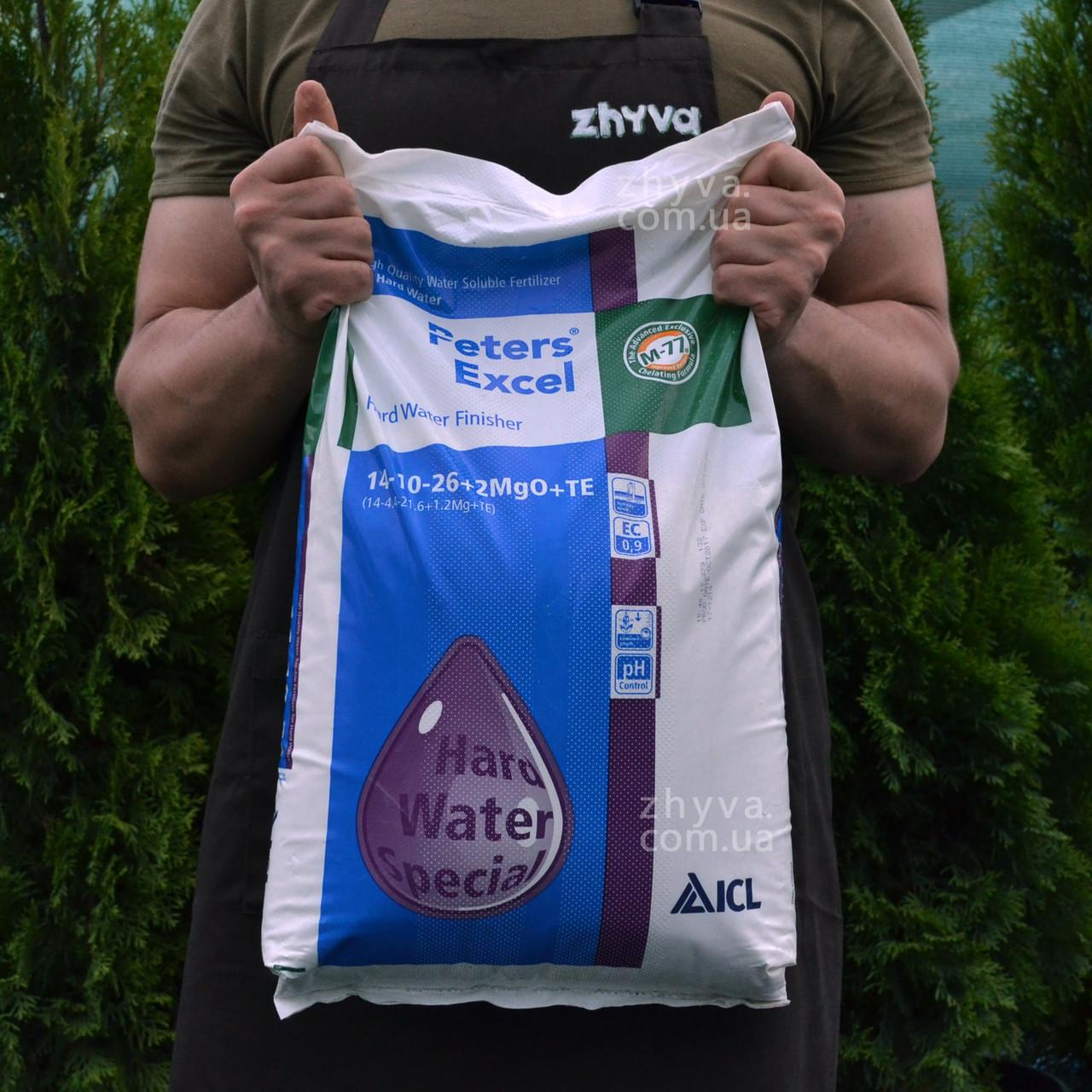 Добриво Peters Excel Hard Water Finisher 14-10-26+2MgO+TE 15кг