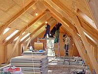Заказать строительство мансарды в Херсоне цена. Рассчитать стоимость крыши