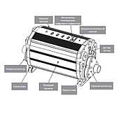 Электронагреватель для бассейна Elecro Titan Optima Plus СP-30 30 кВт (380В)