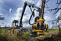 Диагностирование гидроприводов лесозаготовительных машин