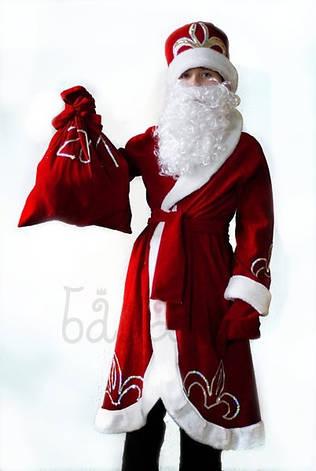 Костюм Деда Мороза детский, фото 2