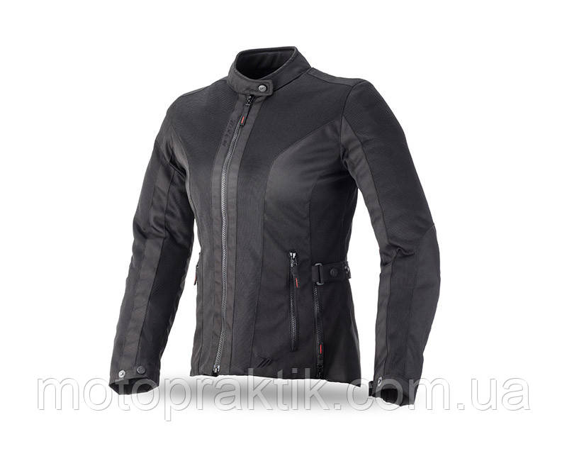 Seventy Jacket SD-JC34, Black, XS Мотокуртка текстильная женская летняя