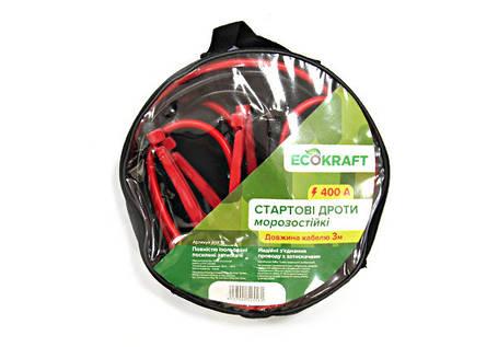 Старт-кабель EcoKraft 400А (ST303A), фото 2