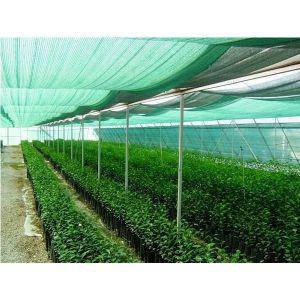 Затеняющая сетка Extranet 80% зеленая 4х50м, фото 2