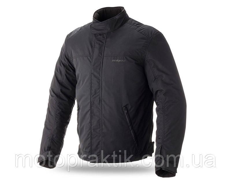 Seventy Jacket SD-JC53, Black, S Мотокуртка текстильна