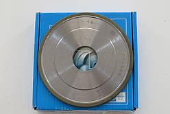 Круги алмазные шлифовальный плоский 125х32 R2 АС4 125\100 1FF1 БАЗИС