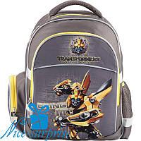 Ортопедический школьный рюкзак для мальчика Kite Transformers TF18-510S, фото 1