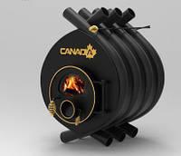 Булерьян, отопительная печь «CANADA» «01» 11 кВт-250 М3