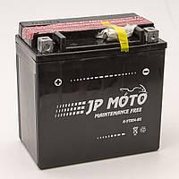 Аккумулятор мотоциклетный 12Ah-12v YTX14-BS JP Moto, 12В, 12Ач, EN200А