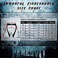 Шорты Peresvit Immortal Fightshorts Red Burn, фото 3