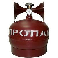 "Баллон пропановый ""Донмет"" V-5 л"