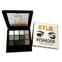 Набор теней Kylie Kyshadow 12 цветов